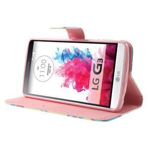Obrázkové puzdro pre mobil LG G3 - kreace - 3