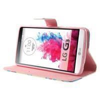 Obrázkové puzdro pre mobil LG G3 - kreace - 3/7