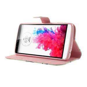 Ultra motive peněženkové pouzdro na LG G3 - lapač snů - 3