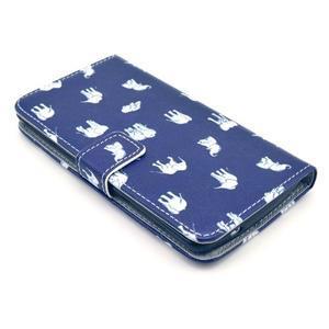 Obrázkové puzdro pre mobil LG G3 - sloníci - 3