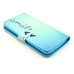 Obrázkové puzdro pre mobil LG G3 - smile - 3