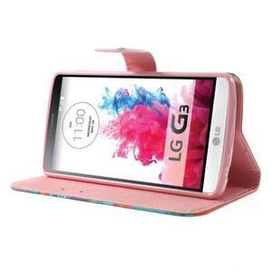 Obrázkové puzdro pre mobil LG G3 - tribal - 3