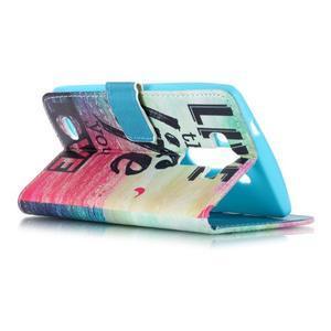Motive puzdro pre mobil LG G3 - love - 3