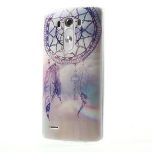 Silks gélový obal pre mobil LG G3 - dream - 3