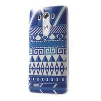 Silks gelový obal na mobil LG G3 - geo tvary - 3/7