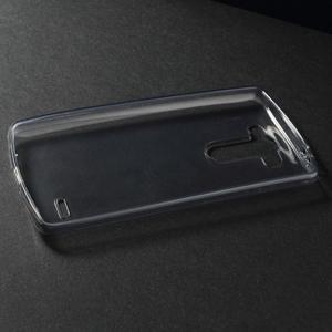 sivý ochranný gélový kryt LG G3 s - 3