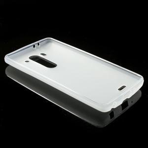 Transparentní matný gélový kryt LG G3 s - 3