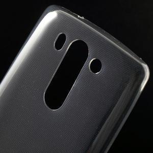 Ultra tenký slimový obal LG G3 s - šedý - 3