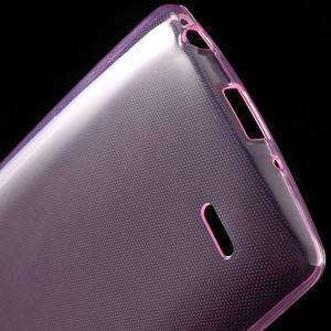 Ultra tenký slimový obal LG G3 s - rose - 3