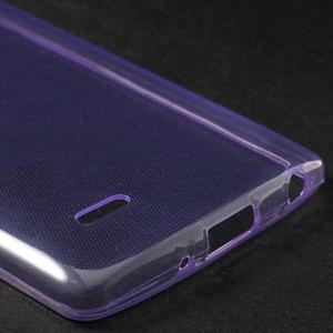 Ultra tenký slimový obal LG G3 s - fialový - 3