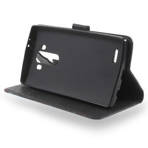 Call peňaženkové puzdro pre LG G4 - UK vlajka - 3
