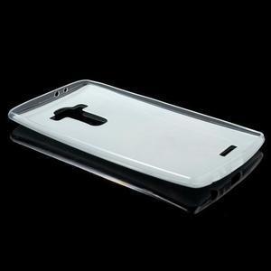 Softy gélový obal pre mobil LG G4 - púpava - 3