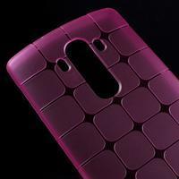 Square gelový obal na LG G4 - rose - 3/5