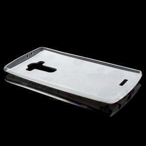 Softy gelový obal na mobil LG G4 - motýlek - 3