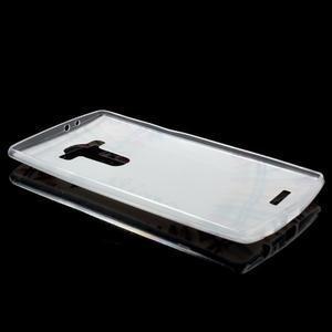 Softy gelový obal na mobil LG G4 - smile - 3