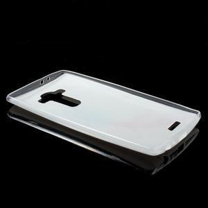 Softy gélový obal pre mobil LG G4 - pierko - 3