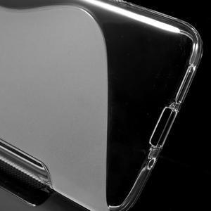 S-line gélový obal pre mobil LG G5 - transparentný - 3