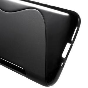 S-line gelový obal na mobil LG G5 - černý - 3