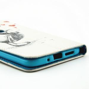 Puzdro na mobil LG G5 - zamilovaný kocour - 3
