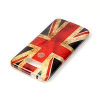 Gélový obal pre mobil LG G5 - UK vlajka - 3/3