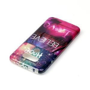 Gélový obal pre mobil LG G5 - hope - 3