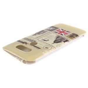 Softy gelový obal na mobil LG G5 - UK Big Ben - 3