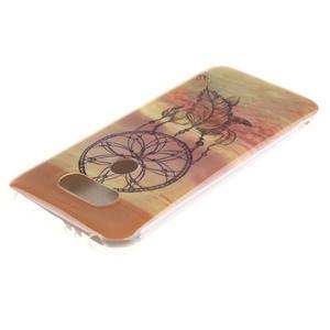 Softy gelový obal na mobil LG G5 - lapač snů - 3