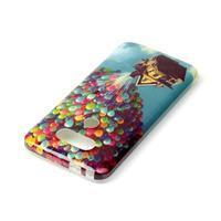 Gelový obal na mobil LG G5 - vznášející se balónky - 3/3
