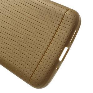 Rubby gelový kryt na LG G5 - hnědý - 3