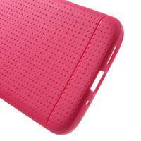 Rubby gélový kryt pre LG G5 - rose - 3/6