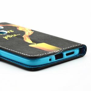 puzdro pre mobil LG G5 - ohnivá láska - 3