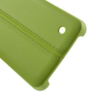 Lines gélový kryt so švy na Microsoft Lumia 550 -  zelený - 3