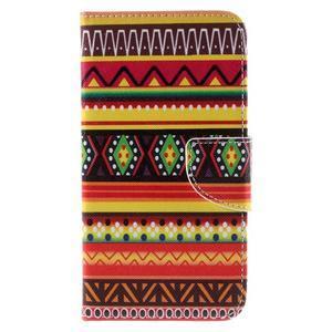 Peňaženkové puzdro pre Microsoft Lumia 950 - tribal - 3