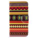 Peňaženkové puzdro pre Microsoft Lumia 950 - tribal - 3/7