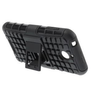 Outdoor odolný kryt pre mobil HTC Desire 510 - čierny - 3