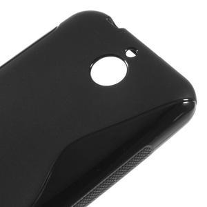 S-line gélový obal pre mobil HTC Desire 510 - čierný - 3