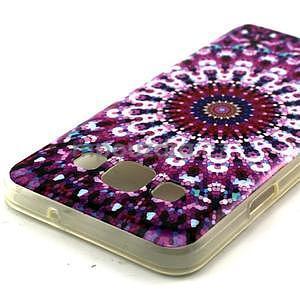 Gélový obal na Samsung Galaxy A3 - kaleidoskop - 3