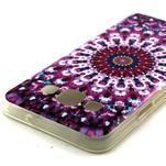 Gélový obal na Samsung Galaxy A3 - kaleidoskop - 3/3