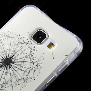 Tvarovaný gelový obal na Samsung Galaxy A5 (2016) - pampelišky - 3