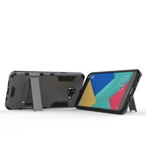 Odolný kryt pre mobil Samsung Galaxy A5 (2016) - strieborny - 3