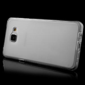 Matný gélový kryt pro Samsung Galaxy A5 (2016) - biely - 3