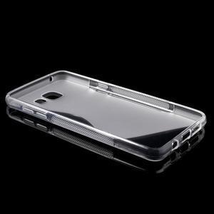 S-line gélový obal pre mobil Samsung Galaxy A5 (2016) - transparentný - 3
