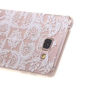 Silk Gélový obal pre mobil Samsung Galaxy A5 (2016) - vzor III - 3