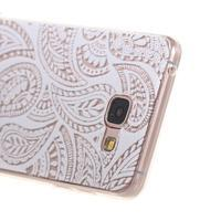 Silk Gélový obal pre mobil Samsung Galaxy A5 (2016) - vzor IV - 3/5