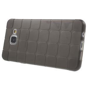 Cube gélový kryt pre Samsung Galaxy A5 (2016) - šedý - 3