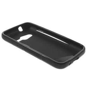 Gélové s-line puzdro pre Samsung Galaxy Ace 4 - čierné - 3