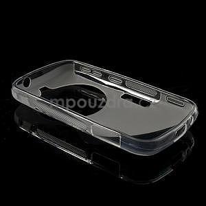 Transparentný s-line gélový kryt pre Samsung Galaxy K Zoom C115 - 3