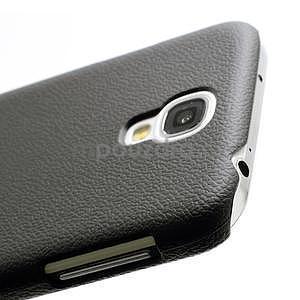 Plastové poudro pre Samsung Galaxy S4 - čierne - 3