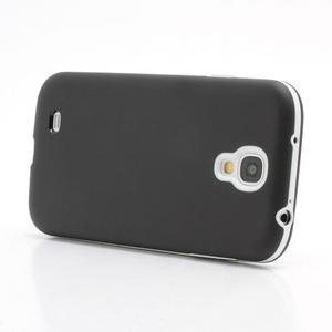 Gelové pouzdro 2v1 na Samsung Galaxy S4 - černé - 3