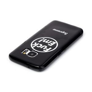 Sally gélový obal pre Samsung Galaxy S7 - Fuck Em! - 3